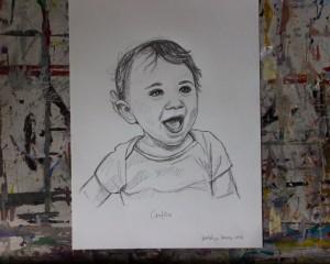 Portrait of Carter
