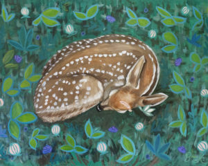 What Does the Fawn Dream?