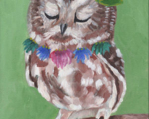 What Does the Owl Dream?